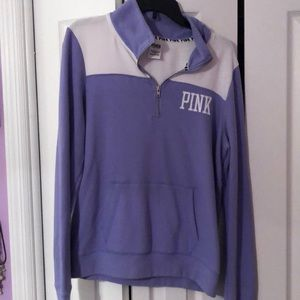 Purple Victoria Secret PINK Sweatshirt